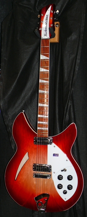 Rickenbacker U.S.A. `09 Model 360-6 C63